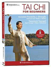 BodyWisdom Media: Tai Chi for Beginners by Chris Pei  Rated:NR Format:DVD