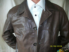 VESTE BLOUSON HOMME  OAKWOOD CUIR T-M veston leather JACKET VINTAGE