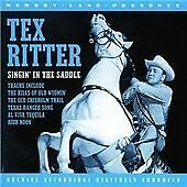 Singing in the Saddle, Good, Tex Ritter,