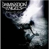 Damnation Angels - Bringer of Light (2013) CD Kamelot,Seven Wishes,Dream Theater