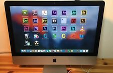 "Apple Imac A1312 27"" Quad Core i7 3.4 Ghz, Ram 16GB 256 SSD"