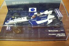 1/43 WILLIAMS 2002 BMW FW24 JUAN PABLO MONTOYA