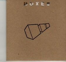 (DI321) Boxes, Throw Your Stones/ Dominoes - 2011 DJ CD
