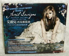 Avril Lavigne Goodbye Lullaby Special Edition Taiwan CD+DVD w/BOX