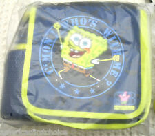 Spongebob Sponge Bob C'Mon Who's With Me? Who Insulated Lunch Bag+Water Bottle