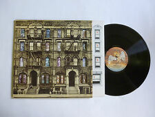 LED ZEPPELIN ~ PHYSICAL GRAFFITI ~ EX-/EX- ~ 1975 UK ROCK 1ST PRESS 2x VINYL LPs