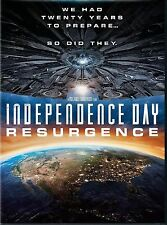 Independence Day: Resurgence (DVD 2016) NEW Action, Adventure NOW SHIPPING !!