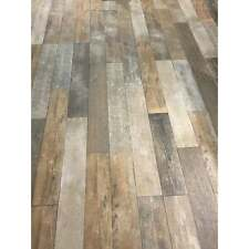 Premium Vintage Wood Plank 15cm x 60cm Wall and Floor Tile