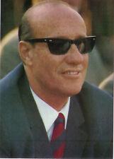 Fußball ARAL BERGMANN BILD WM ENGLAND 1966 TRAINER † HELMUT SCHÖN  DRESDNER SC