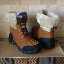 UGG Adirondack Pendleton Waterproof eVent / Sheepskin Boots US 8 Womens