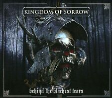 Behind the Blackest Tears [Digipak] * by Kingdom of Sorrow (CD, Jun-2010,...