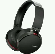 SONY Xtra Bass MDR-XB950BT Wireless Bluetooth Headphones - Black.FREE UK POSTAGE