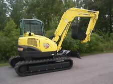 Yanmar vio 75 excavateur/mini digger-workshop manual.