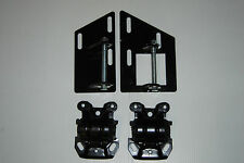 S-10, S-15, V8 4-Wheel Drive Conversion Motor Mounts with Rubber Frame Mounts
