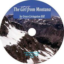 The Girl From Montana, Grace Livingston Hill Audiobook unabridged 1 MP3 CD