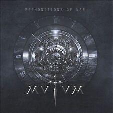 MUTUM-Premonitions Of War CD NEW