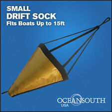 "24"" Drift Sock Sea Anchor Drogue, Sea Brake Fits Boats Up To 15' -Small Size"