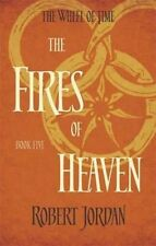 Acceptable, The Fires Of Heaven: Book 5 of the Wheel of Time, Jordan, Robert, Bo