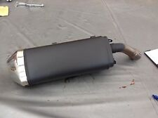 Suzuki GSR600 Exhaust Can