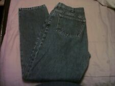"""LADIE'S """"NEW"""" BLUE RIDERS JEANS,SIZE (10P)  -   100% Cotton, 28 in., Medium and"""