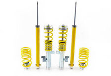 FORD Focus C-MAX 07-10 FK AK Street Adjustable Coilover Suspension Kit FREE P&P