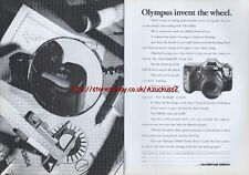 Olympus OM101 Camera 1989 Magazine Advert #2456