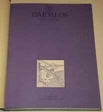 DAIDALOS 1995 #55-56 Architecture Art Culture 2 Vol bnd Architektur Kunst Kultur