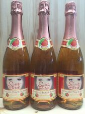 3-Bottles Sweet Bitch Moscato Peach Sparkling