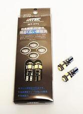 MTEC 7000K T10 W5W 194 168 No Error LED Parking Lights Mercedes X204 GLK220