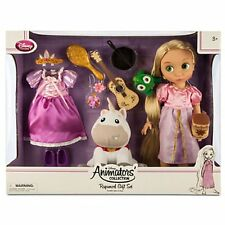 "Disney 16"" ANIMATOR'S DOLL Gift Set Collection - RAPUNZEL TODDLER / TANGLES"