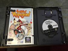 Go Go Hypergrind (Nintendo GameCube, 2003) RARE by ATLUS Tested and Working!