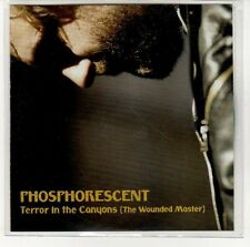 (EN550) Phosphorescent, Terror In The Canyons (The Wounded master) - 2013 DJ CD