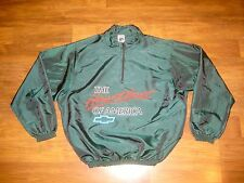 Vtg 80s 90s CHEVROLET Heartbeat Bowtie CHEVY windbreaker Surf Style Jacket LARGE