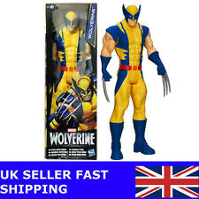 "Wolverine X-Men Action Figure Toy The AVENGERS Marvel Titan Hero 12"" Toy Gift"