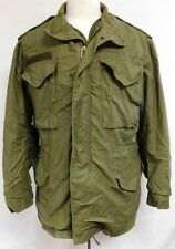 Vintage US Army M-65 OG 107 Field Jacket ALPHA INDUSTRIES Quilted Liner Medium