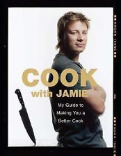 Cook with Jamie : My Guide to Making You a Better Cook by Jamie Oliver (2007, Ha