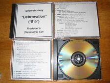 Deborah Harry Debravation Producer's Cut CD rare Blondie Producers Debbie Harry