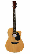 KAPS Acoustic Guitar - ST - 10AC (Natural)