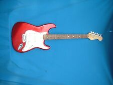 Mexico GUITAR FENDER STRATOCASTER MIM needs / set up for perfection VGC!