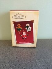 2005 Hallmark Keepsake Ornament Joyful Jumping Jacks