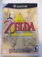 The Legend of Zelda Collector's Edition - Gamecube - Replacement Case - No Game