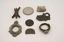 FUR TRADE ERA ARTIFACTS - C. 1700'S - AS FOUND from Jim Dresslar Collection
