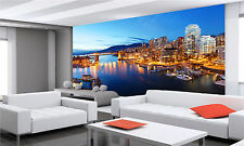 Vancouver in Canada Wall Mural Photo Wallpaper GIANT WALL DECOR PAPER POSTER