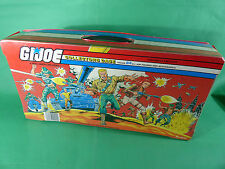1984 Tara TOY COP. USA-GI Joe Collectors Case for 24 figures