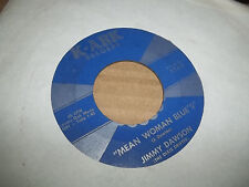 JIMMY DAWSON  BIG BLACK BUG BOOGIE K-ARK rockabilly 45 VG+ TO EX