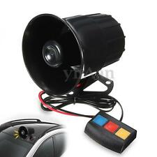 3 Tone PA System 12V 110db Loud Horn Siren Alarm For Car Boat Motorcycle Truck