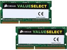 CORSAIR ValueSelect 8GB (2 x 4GB) 204-Pin DDR3 SO-DIMM DDR3 1066 (PC3 8500) Lapt