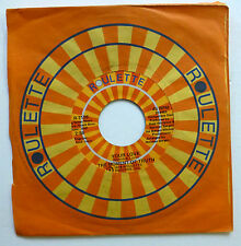 MOMENT OF TRUTH 45 Your love/If At first you don't succeed SOUL Roulette  b652