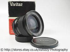 Fast Vivitar (da Kino) 28mm f/2.5 Precision Pentax PK Obiettivo grandangolare