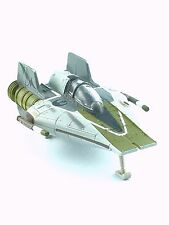 Star Wars Micro Machines Action Fleet RZ-1 A-Wing Interceptor 1996 Galoob Green
